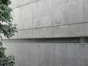 Elemes betonkerítés