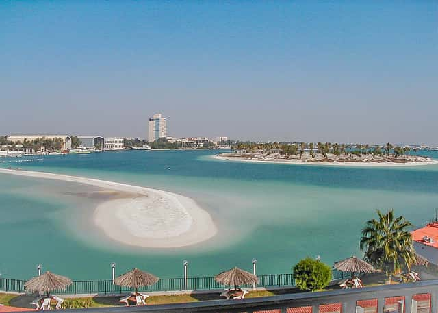 Abu Dhabi utazás