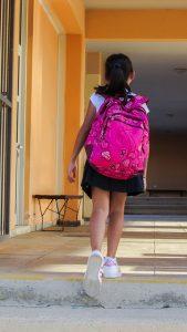 Ergonomikus iskolatáska