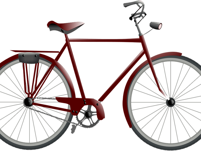 Csepel bicikli