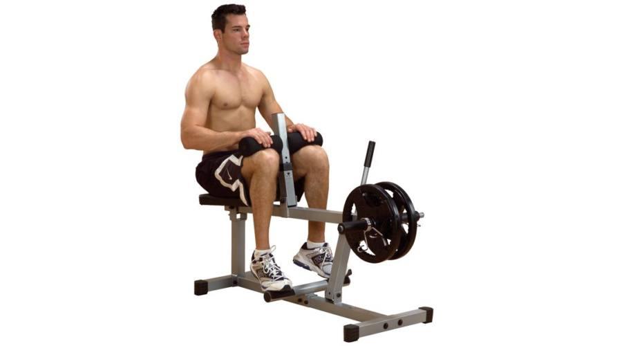 Hatékony szabadsúlyos edzőgép