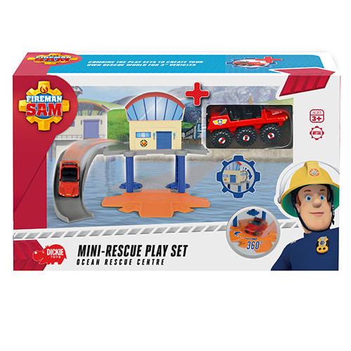 Izgalmas tűzoltós játékok