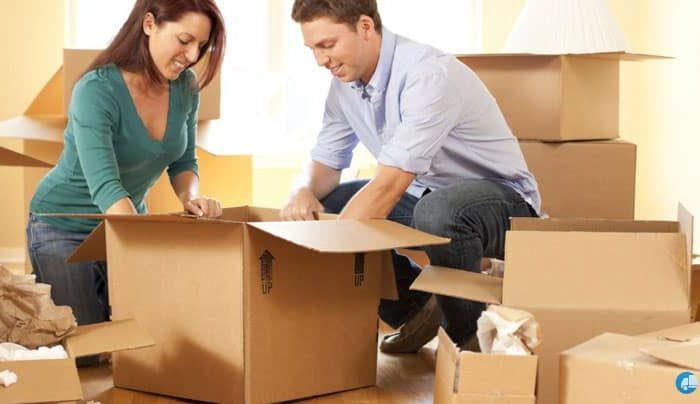 költöztetés pakolással
