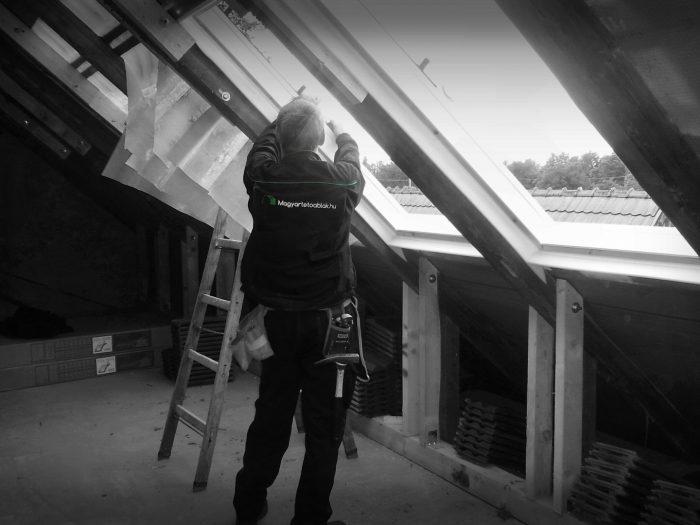 tetőablak sötétítő