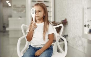 gyermekszemészeti vizsgálatok