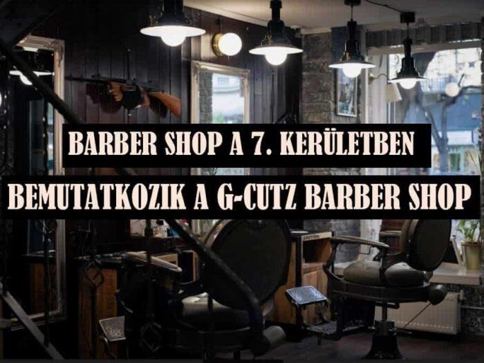gengszter barber shop